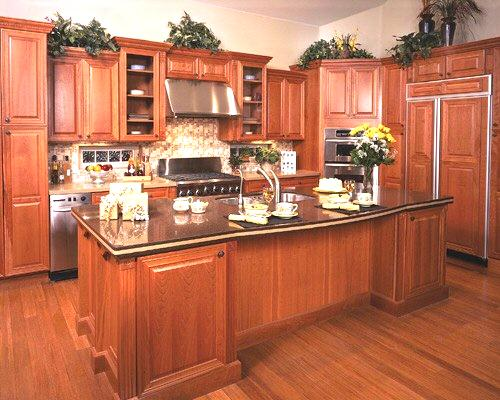 2002 Parade of Homes Kitchen